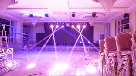 金刚1024控台 1分钟 灯光秀 巴彦县金春大酒店还是原来的配方。