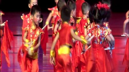 湖城幼教2018庆六一文艺汇演 二园中班舞蹈《祖国你好》