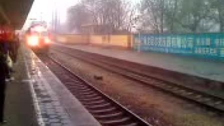 保定火車站