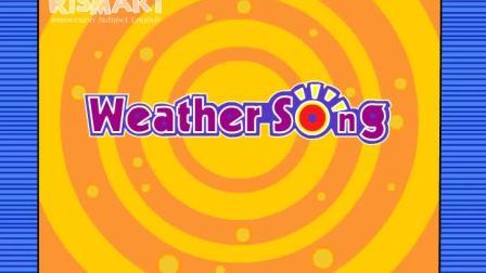 瑞思学科英语 英文歌曲 Weather song