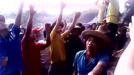 海南屯昌高朗村军坡...2012