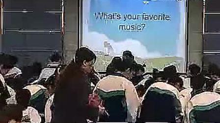 高中英语优质课评比《What's your favourite music》(1)