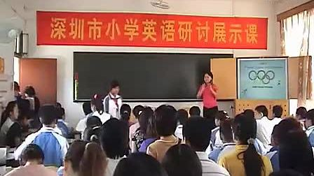 小学六年级英语fasterhigher and stronger教学视频吴木秀