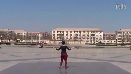 山东临盘立华广场舞 中国娃娃 附正背面口令教学和背面演示gc5.cc
