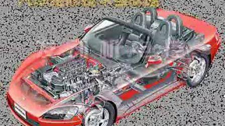汽修自学视频  修车专用视频原理 发动机电控系统 -01