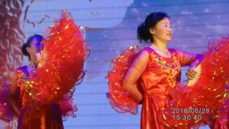 7.1 (1)庆七.一.演出.美女队表演