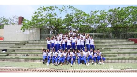 江西环境工程职业学院服装设计0231311班丨三生映画摄影工作室