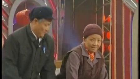 我在99年赵本山 宋丹丹表演小品《昨天今天明天
