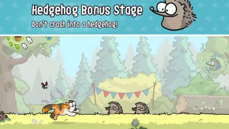 《Simon's Cat Dash》美式卡通喵星人跑酷,音乐和