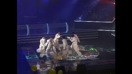 水晶男孩 - 骑士道19971213,MBC人气歌谣Best50