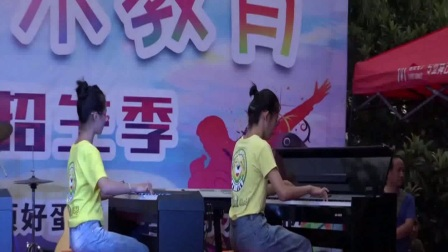 辛巴星纳凉音乐会(一)