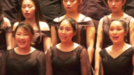 月色清明舞婆娑-思明音协合唱团,嘉音合唱团联合