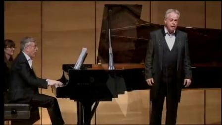 德国男高音 普瑞嘉迪安 舒伯特艺术套曲《美丽的