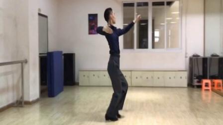 王涛老师华尔兹微课堂第四十一课第三条线音乐