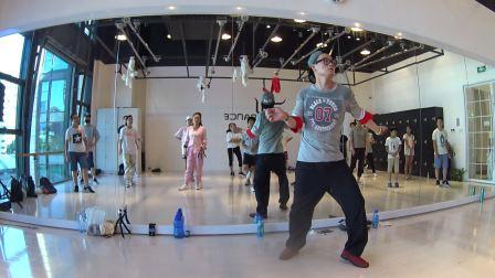 上课演示 bounce 活用表达音乐 小五 GovernDance 街舞