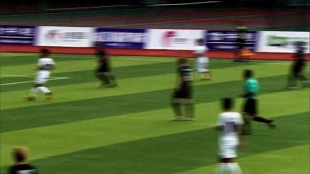 2018世界名校足球赛华南理工大学Vs荷兰莱顿大学