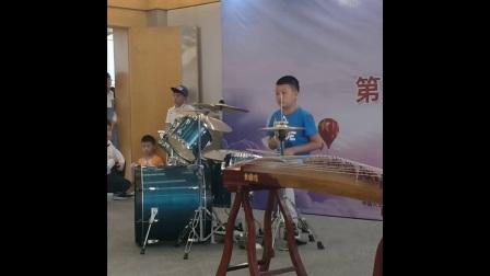 维特音乐  罗祺凯架子鼓比赛  吸引 2018年7月15日