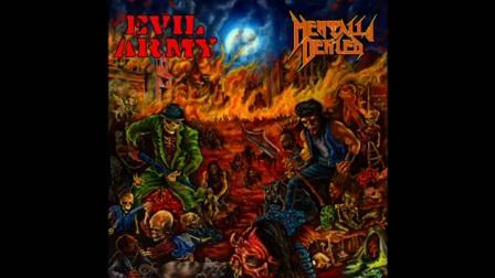 Mentally Defiled _ Evil Army - Defiled Army (Split 2018)