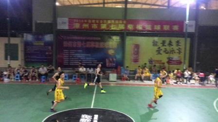 20180717ILBA漳州第七届草根篮球联赛自由联盟52vs