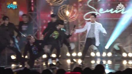 #Kpop现场版# 【音乐中心直拍】180721 BIGBANG胜利 回