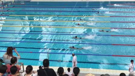 五星体育自由泳打腿0721