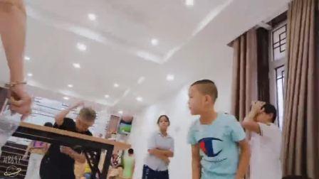 2018贝思特外语疯狂原始部落中国少年营异族来袭
