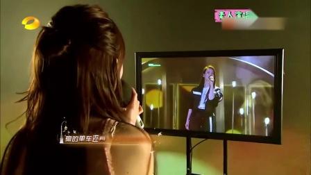 快乐大本营: 张翰戚薇深情演唱, 空气都甜了, 网友: 听了想谈恋爱