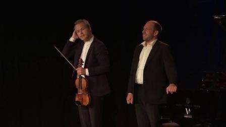格里格第三小提琴奏鸣曲(瓦吉姆·列宾/安德烈