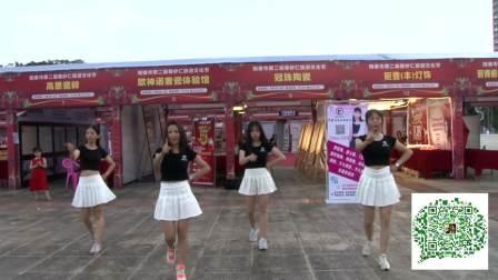 舞蹈视频街拍