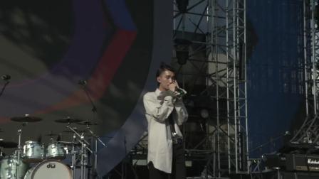 天猫国际世界妙物纪热波音乐节 2018 张阳阳《蜕
