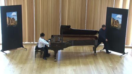 Bayer 《Step on Cat- 4hands》 Performer: Lu Qi Liu , Lancel