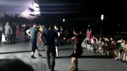 乳山银滩广场舞