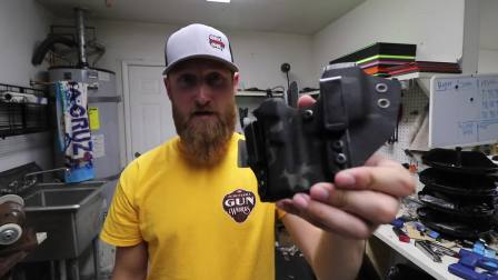 QVO Holsters - Custom Kydex - How its made!