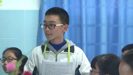 语文部编版(人教)八年级上册_背影 朱自清_《背影》课堂实录