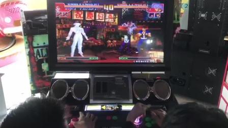 立品游乐大型投币游戏机32寸五金机箱格斗机街机室内儿童乐园电玩城游艺机儿童成人游乐设施