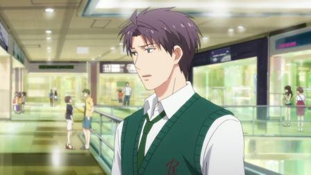 月刊少女野崎君特典02:续·那个美男子是男性朋友还是男朋友?