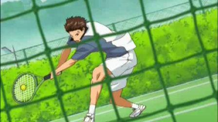网球王子全国大会冰帝战!迹部大爷赛高!