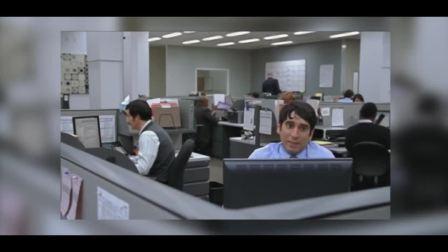 办公室创意搞笑广告