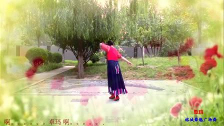 榕城舞魅广场舞 卓玛 风格太像西藏广场舞视频的类型了