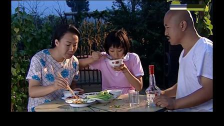 刘能惹媳妇生气,结果饭都不给吃,只能干喝白酒:我神仙啊?