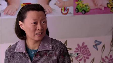 刘能媳妇称赞谢广坤,谢广坤:弟妹,说这话我不跟你犟