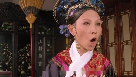《甄嬛传》大结局时,有谁注意甄嬛头上的发簪?皇后看到差点崩溃