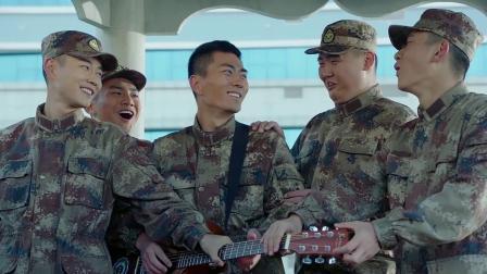 热血尖兵:这就是杀猪歌手啊,小伙还要唱歌,战友们赶紧阻止!
