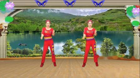 蓝天云广场舞  强力腰腹瘦身操《都是女人惹的祸》坚持跳30天,瘦出魔鬼好身材