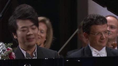 德国巴伐利亚广播交响新年音乐会 2019年12月31日 郎朗演奏了《黄河》协奏曲中的《黄河颂》指挥:马里斯.杨颂斯