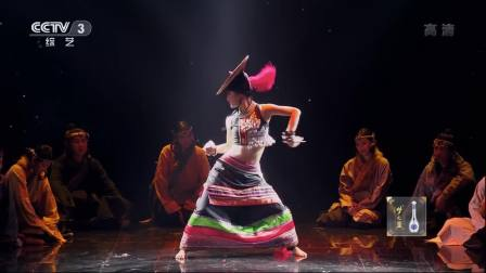 杨丽萍亲自说唱《高原女人》,带你感受云南人民岁母亲的赞歌 国家宝藏2 20190106