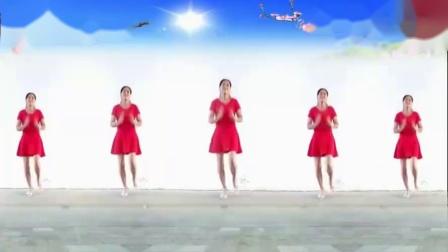 时尚辣妈跳简单16步《想啊》广场舞