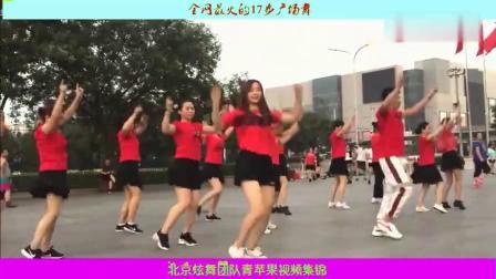 全网最火的17步广场舞视频制作天涯共此时
