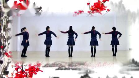 杨丽萍广场舞《感恩妈妈》亲情味十足的广场舞教学分解视频附正背面演示
