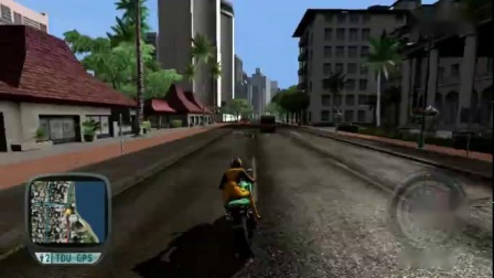 無限試駕1摩托車轟炸隧道